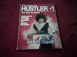 HUSTLER    THE BEST OF N° 1  /  1975  // OF JACKIE ONASSIS - Men's