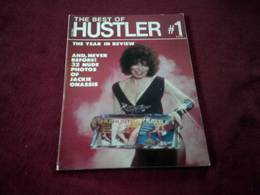 HUSTLER    THE BEST OF N° 1  /  1975  // OF JACKIE ONASSIS - Männer