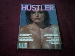 HUSTLER    VOL 6  N° 3  SEPTEMBER 1979 - Men's