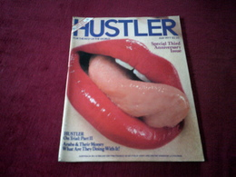HUSTLER    VOL 4  N° 1  JULY  1977 - Men's