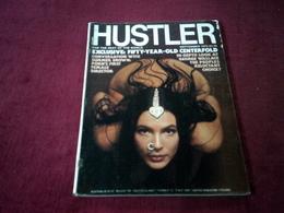 HUSTLER    VOL 2  N° 3  SEPTEMBER 1975 - Men's