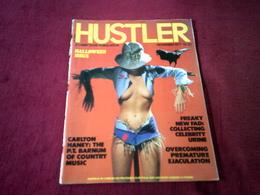 HUSTLER    VOL 4  N° 5   NOVEMBER  1977 - Männer