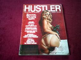HUSTLER    VOL 2  N° 7  JANUARY 1976 - Men's