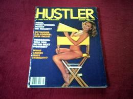 HUSTLER    VOL 7  N° 2   AUGUST  1980 - Men's