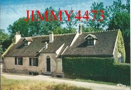 CPM - ST-CYR-sur-MORIN - Résidence De Pierre Mac Orlan En 1983 ( Arr. Provins 77 Seine Et Marne ) N°1445 Imp CIM COMBIER - France