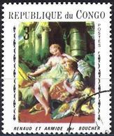 Congo (Braz) 1970 - Mi 222 - YT 253H ( Painting By Francois Boucher ) - Congo - Brazzaville