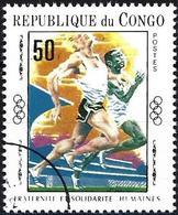 Congo (Braz) 1970 - Mi 220 - YT 253G ( Olympics Games : Sprinting ) - Congo - Brazzaville