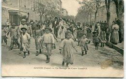 2A-CORSE  - AJACCIO - Un Mariage Au Cours Grandval - Collection Cardinali - Ajaccio