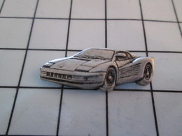 920 Pin's Pins / Beau Et Rare / THEME : AUTOMOBILES / FERRARI F40 METAL ACIER EN RELIEF - Ferrari