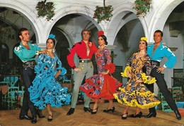 Espagne Paco De Lucio Y Sus Danzas De Espana La Torre Del Oro (2 Scans) - Espagne