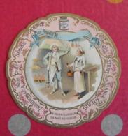 Image Chromo Bouillon Liebig. T 18 Bon Appétit. Vers 1890-1900 - Liebig