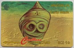 200CASA Carin Mask Shell EC $10 - Anguilla