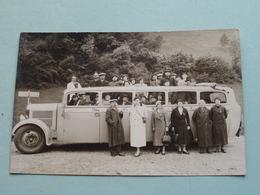SLA LOURDES ( Autobus / Car ) Anno +/- 193? ( Voir Photo Svp ) - Bus & Autocars