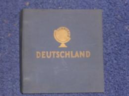 Schaubeck Album, Deutschland, Groß, Dick, Schwer, Noch Wenige Marken Enthalten - Libri, Riviste, Fumetti