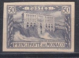 Monaco - Museum 1922 - IMPERFORATE - Monaco