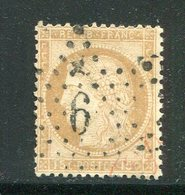 Y&T N°55- étoile 9P9 - 1871-1875 Ceres