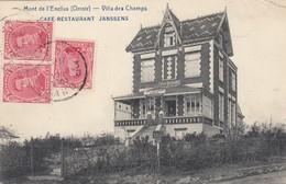 KLUISBERGEN / KLUISBERG / VILLA DES CHAMPS  CAFE RESTAURANT 1923 - Kluisbergen