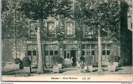 49 CHOLET - L'hotel Moderne. - Cholet