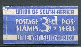 Südafrika Markenheftchen Mi# 75-8 Postfrisch MNH - Blue Razorblade Booklet - Carnets