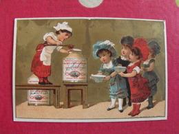 Image Chromo Extrait De Viande Liebig. S 84. Service. 1878. - Liebig