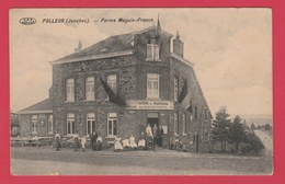 Polleur ( Jonckeu ) - Ferme Maguin-Franck ... Taverne Du Transvaal ... Super Animation ( Voir Verso ) - Theux