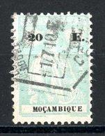 Mozambique, 1926, Ceres, Definitive, 20 E., Used, Michel 260C - Mozambique
