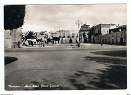 MESAGNE:  ARCO  DELLA  PORTA  GRANDE  -  FOTO  -  FG - Brindisi