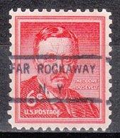 USA Precancel Vorausentwertung Preo, Locals New York, Far Rockaway 825 - Vorausentwertungen