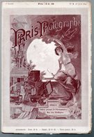 (photo)  Revue PARIS PHOTOGRAPHE NADAR 1e Année N°3  (juin 1891) - Photographie