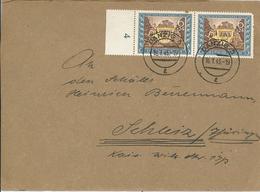 Danzig 16.1.1943 - Tag Der Briefmarke - Deutschland