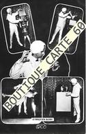Le Magicien Blanc-.Spectacle- Music-Hall -magie, Prestidigistation, Illusionniste - Entertainment