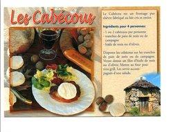 RECETTE LES CABECOUS - Recepten (kook)