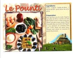RECETTE LE POUNTI - Recepten (kook)