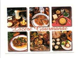 LOZERE GOURMANDE - Recepten (kook)
