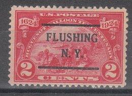USA Precancel Vorausentwertung Preo, Locals New York, Flushing L-1 TS - Vorausentwertungen
