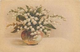 TOP 428 - CPA Original  Fleurs -  Signée  Catharina KLEIN -,  Voir Scan Recto Verso - Klein, Catharina