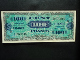 FRANCE : 100 FRANCS  Série De 1944 Série 8    P 123c / VF 25.8      SUP+ - Trésor