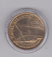 Port Saint Nazaire Escal Atlantique Le Paquebot Et Le Pont 2009 - Monnaie De Paris