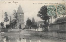 Carte Postale Ancienne De Villers En Vexin Environs De Thilliers - Autres Communes