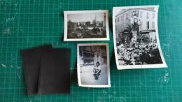 86. MONTMORILLON Lot 3 Photos Originale PHARMACIE 1943, Reposoir Juin 1950. Voir Au Dos - Montmorillon