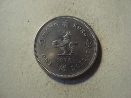 MONNAIE HONG KONG 1 DOLLAR 1978 - Hong Kong