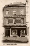 Photo, Wavre :Maison Charlier-Nisset, Photo D'une Ancienne Carte Postale, 2 Scans - Lieux