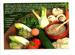 RECETTE ANCHOÏADE - Küchenrezepte