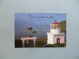 TRINIDAD  -  Lighthouse  -  Photo Bob Von Normann - Trinidad