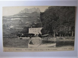 FRANCE - HAUTE SAVOIE - TALLOIRES - Hôtel De L'Abbaye - Talloires