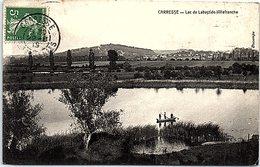 64 - CARRESSE --  Lac De Labastide Villefranche - Autres Communes