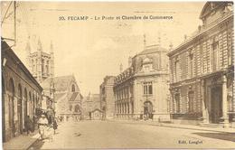 FECAMP : LA POSTE - Fécamp