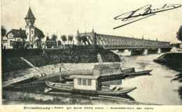 67 - STRASBOURG - Pont Du Rhin Près KEHL - Strasbourg