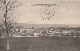 CPA 43 MONISTROL SUR LOIRE VUE PRISE DU CALVAIRE (SUD-EST) - Monistrol Sur Loire