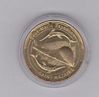 Port De Saint Nazaire Sous Marin Espadon Les 2 Espadons 2015 - Monnaie De Paris